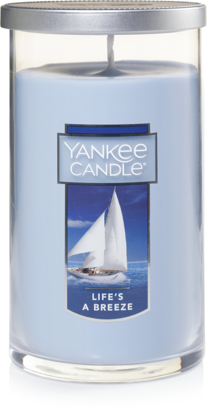 YANKEE CANDLE LIFE'S A BREEZE
