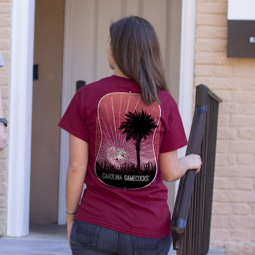 Palmetto Shirt Co. USC Sunrise T-shirt