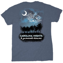 Load image into Gallery viewer, Palmetto Shirt Co. USC Carolina Nights T-shirt