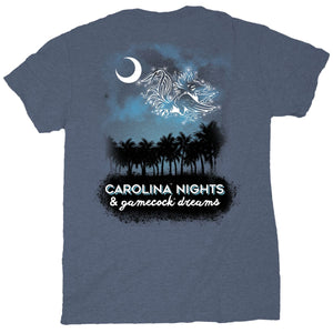 Palmetto Shirt Co. USC Carolina Nights T-shirt