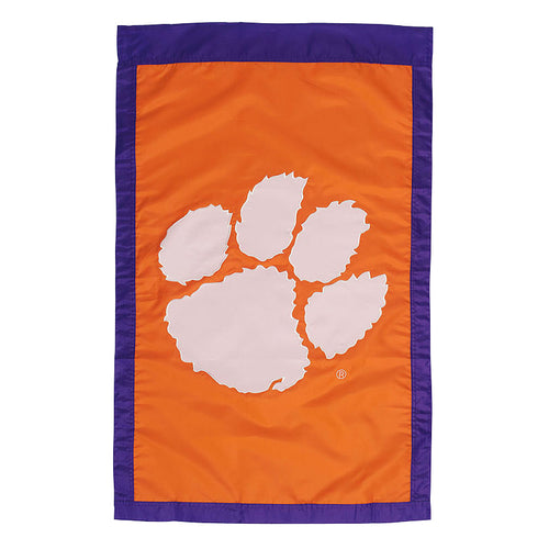 EVERGREEN CLEMSON HOUSE FLAG