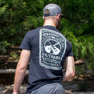 Straight Up Southern Guitars T-shirt