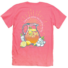 Load image into Gallery viewer, Its a Girl Thing Give Me Sweet Tea T-shirt