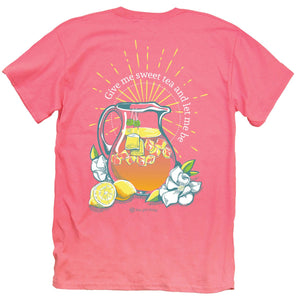 Its a Girl Thing Give Me Sweet Tea T-shirt