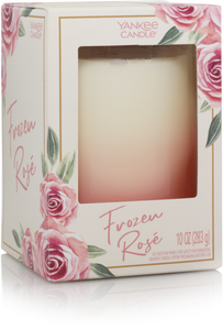 YANKEE CANDLE FROZEN ROSE