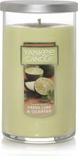 Load image into Gallery viewer, YANKEE CANDLE FRESH LIME & CILANTRO
