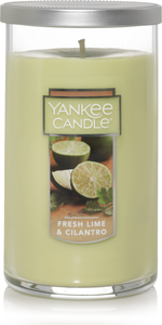 YANKEE CANDLE FRESH LIME & CILANTRO