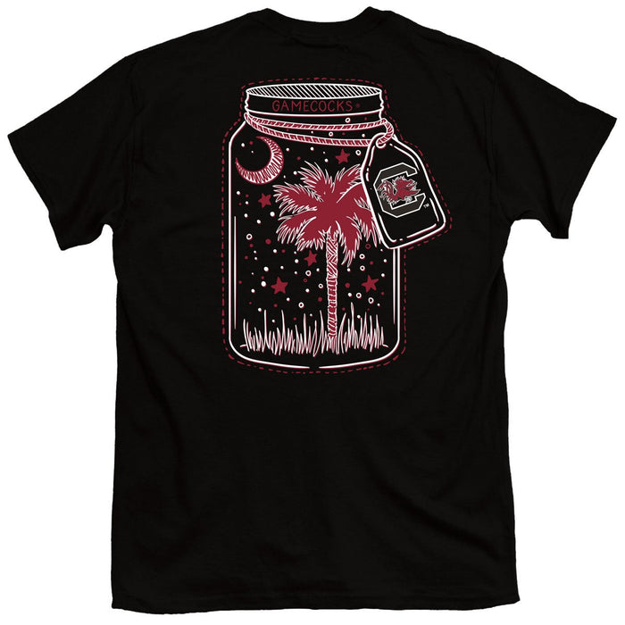 Palmetto Shirt Co. USC Gamecock Mason Jar T-shirt