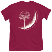 Load image into Gallery viewer, Palmetto Shirt Co. USC Gamecock Moon T-shirt