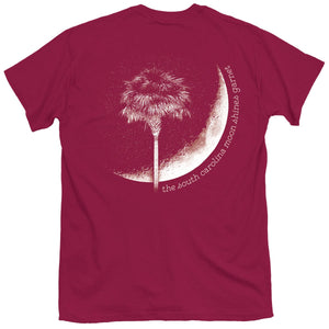 Palmetto Shirt Co. USC Gamecock Moon T-shirt