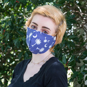 Palmetto Shirt Co. Palmetto Moon Face Mask