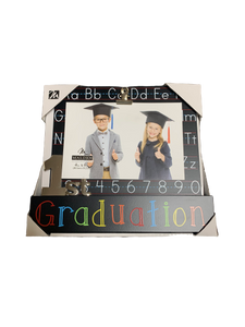 MALDEN INTERNATIONAL DESIGNS 1ST GRADUATION BINDER CLIP FRAME