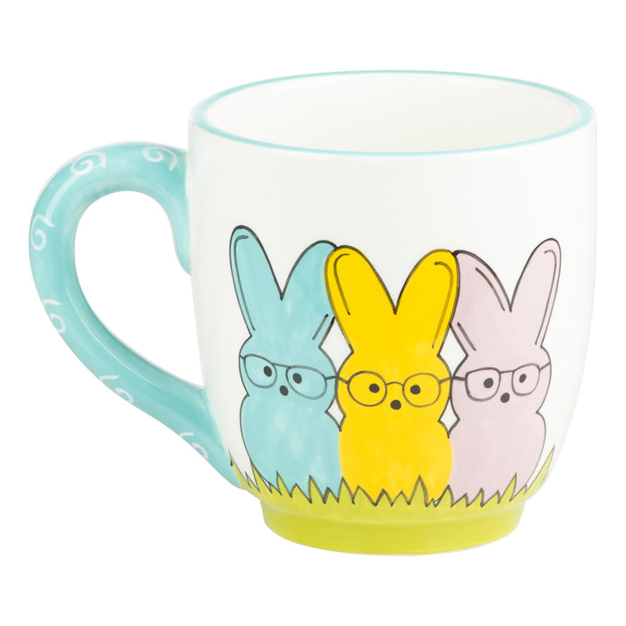 Glory Haus Silly Peeps Easter Is For Jesus Mug
