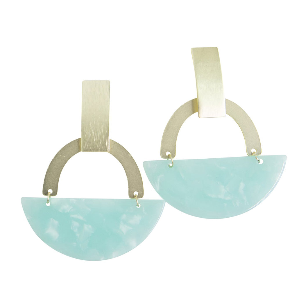MICHELLE MCDOWELL BESECK EARRINGS