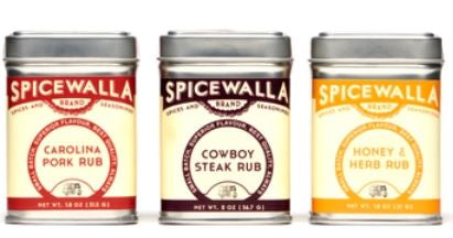 Spicewalla 3 Pack Grill & Roast Collection