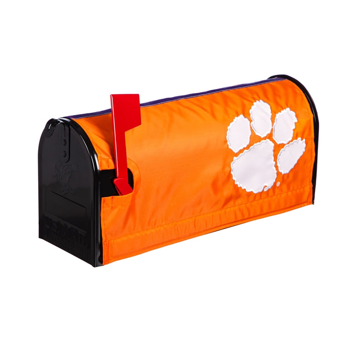 EVERGREEN Clemson University MAILBOX COVER