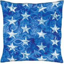 Load image into Gallery viewer, CUSTOM DECOR SP20 PATRIOTIC PILLOW