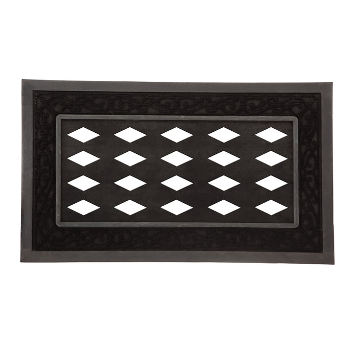 EVERGREEN SASSAFRAS MAT TRAY BLACK