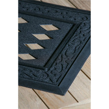 Load image into Gallery viewer, EVERGREEN SASSAFRAS MAT TRAY BLACK