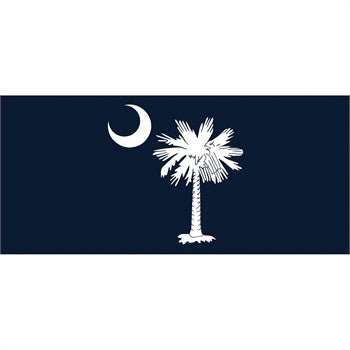 South Carolina Palmetto Sassafras Switch Mat