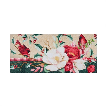 Evergreen Southern Holiday Charm Sassafras Switch Mat