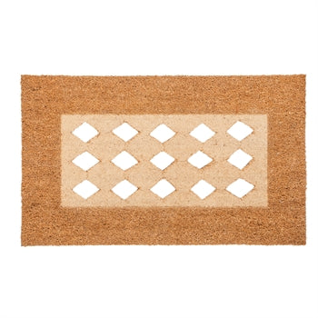 Evergreen Coir Sassafras Switch Mat Tray