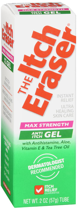 The Itch Eraser Gel, 2oz