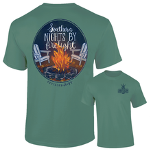 Load image into Gallery viewer, Southernology Southern Nights by Firelight Short Sleeve T-shirt