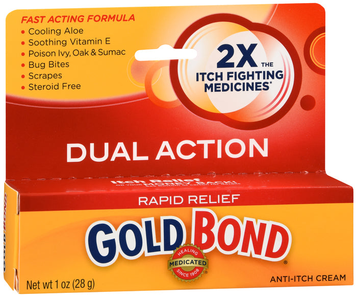 Gold Bond Cream 1oz