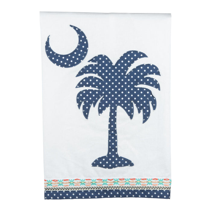 Glory Haus South Carolina Palmetto Tea Towel