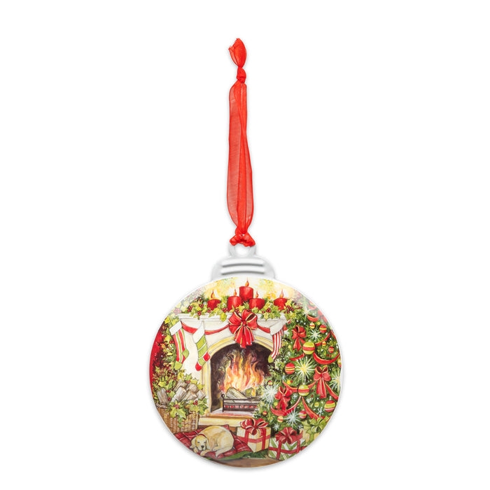 Brownlow Gifts Home for Christmas Ornament