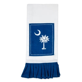 Brownlow Gifts Palmetto Moon Tea Towel