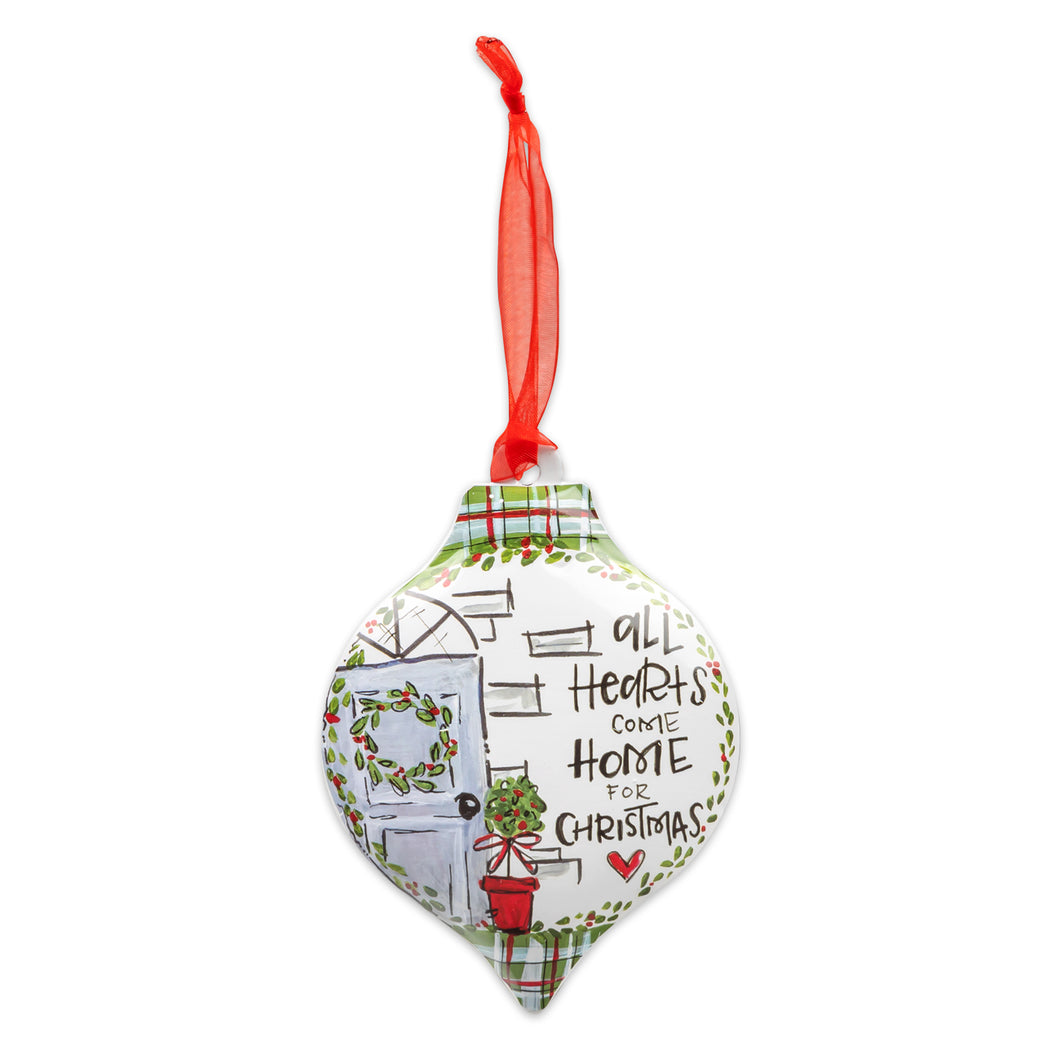 Brownlow Gifts All Hearts Ornament