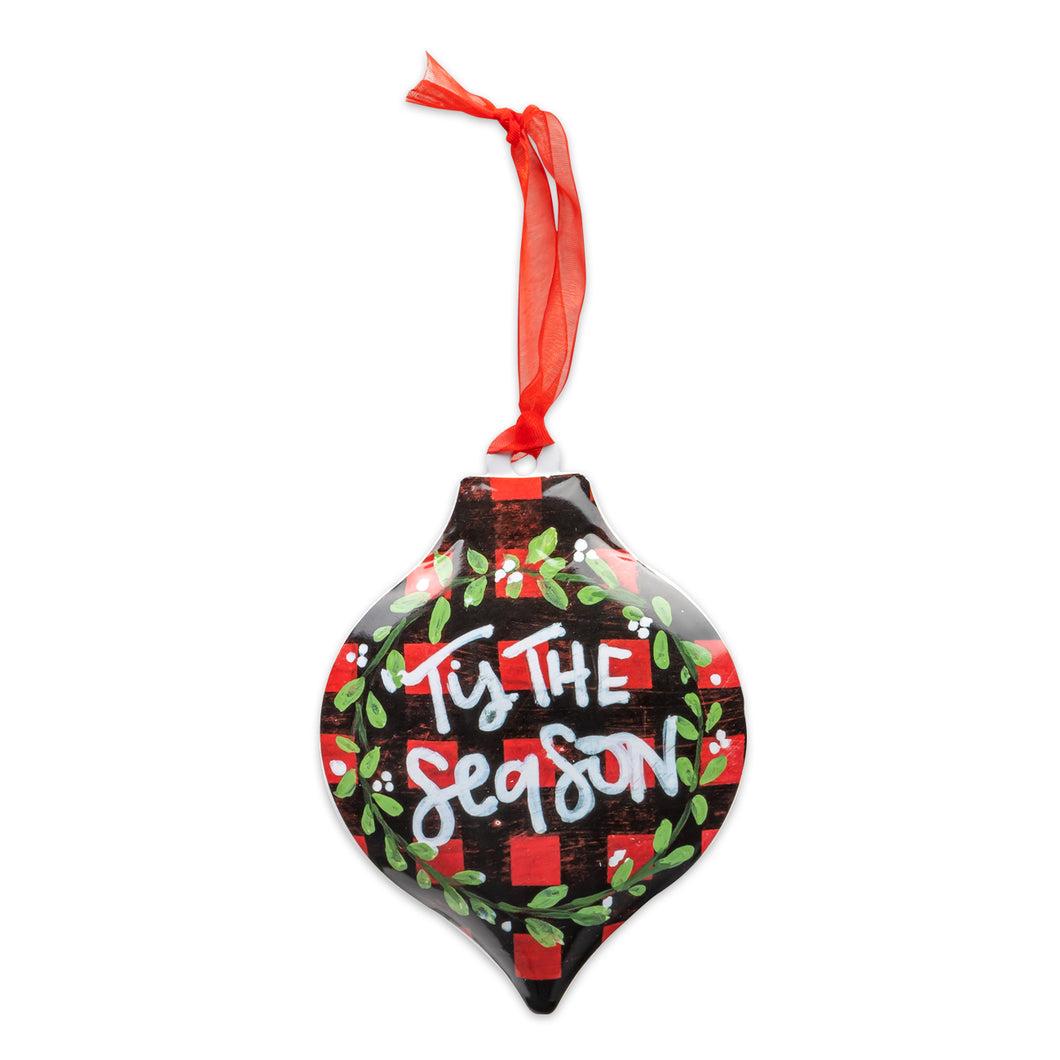 Brownlow Gifts Tis The Season Ornament
