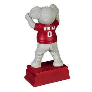 EVERGREEN UNIVERSITY OF ALABAMA MASCOT STATUE