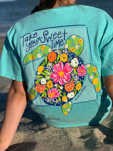 Southernology Take Your Sweet Time Short Sleeve T-shirt