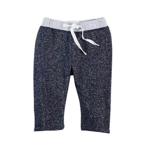Mud Pie Blue Reversible Pants