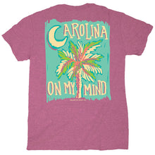 Load image into Gallery viewer, Palmetto Shirt Co. Carolina On My Mind T-shirt