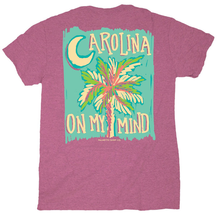 Palmetto Shirt Co. Carolina On My Mind T-shirt