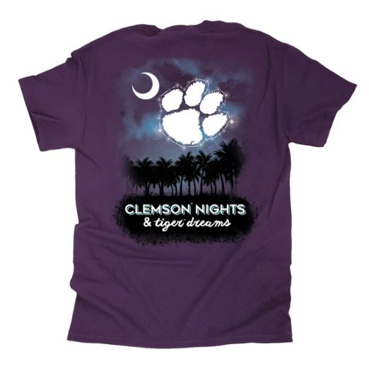 Palmetto Shirt Co. Clemson Nights T-shirt