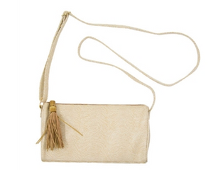 MAINSTREET COLLECTION BAMBOO CROSSBODY