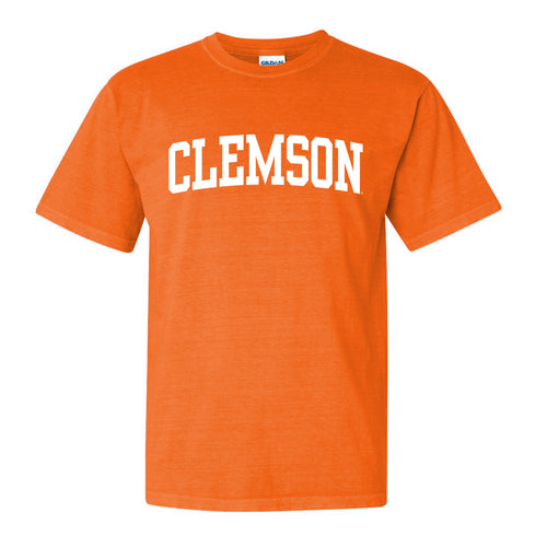 Tigertown Graphics Clemson University Arch T-shirt