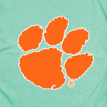 Load image into Gallery viewer, PALMETTO SHIRT CO. CLEMSON PAINTED LOGO