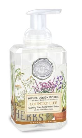 Michel Design Works Country Life Foaming Hand Soap