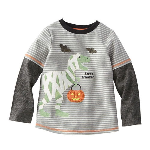 Mud Pie Dino Mummy Toddler T-shirt