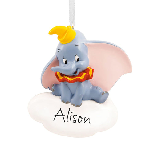 Hallmark Disney Dumbo Personalized Ornament