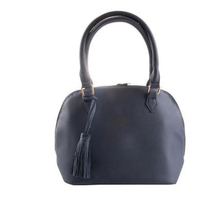 MAINSTREET COLLECTION CROSSHATCH SPRING KING BAG