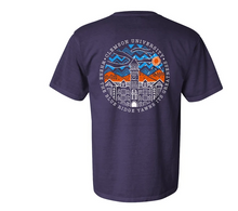 Load image into Gallery viewer, Tigertown Graphics Clemson University Autumn in Clemson T-shirt
