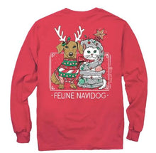 Load image into Gallery viewer, ITS A GIRL THING YOUTH LONG SLEEVE - FELINE NAVIDOG