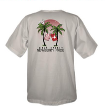 Load image into Gallery viewer, Newberry College Flags T-shirt